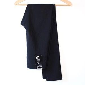 H&M | Divided Super Skinny High Waist Black Pants